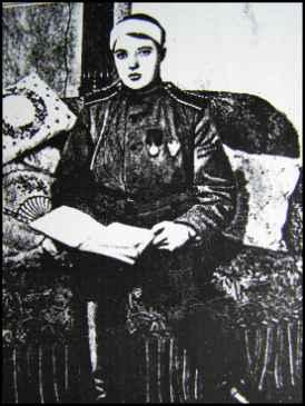 første kvindelige pilot
