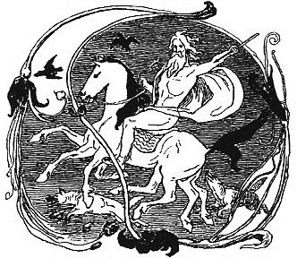 nordiske guder loke